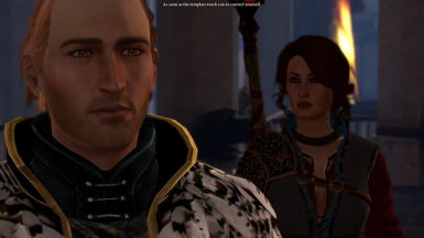 Anders with DA2 Hair and Awakening Earring