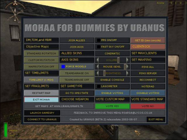 MOHAA For Dummies (Beta 2)