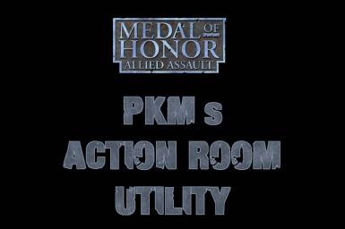 PKM's Action Room Modding Utility (v5)