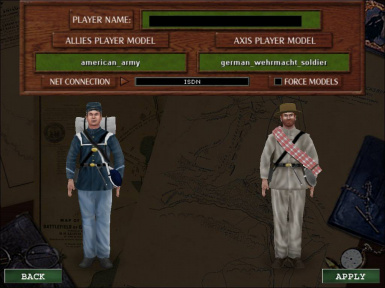 MOH: Civil War mini MOD (v0.1)