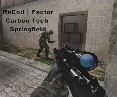 Recoil Carbon Tech Springfield