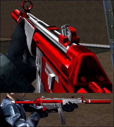 red fusion mp5