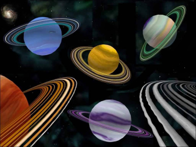 which planets have rings - HD 1024×768