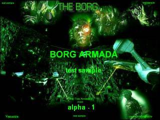 Borg Armada by Yacuzza (1.0)