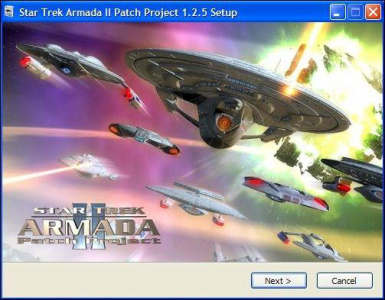 Star Trek Armada II Patch Project [EXE] (1.2.5)