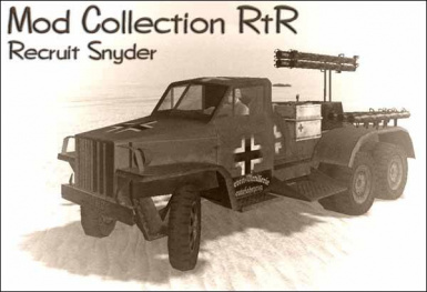 BF 1942 Mod Collection RtR 1.3