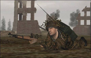 Warlord's Wehrmacht Camo Infantry v1.0