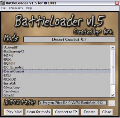 Battle Loader 1.5 (1.5)