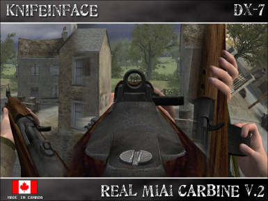 KnifeInFace's Real M1A1 Carbine (2.0)