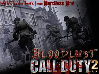 Bloodlust CoD2SP Mod (Final v1.0.0)