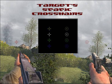 Static Crosshairs (1.0)