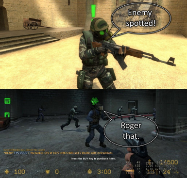Top mods at Counter-Strike: Source Nexus - Mods and Community