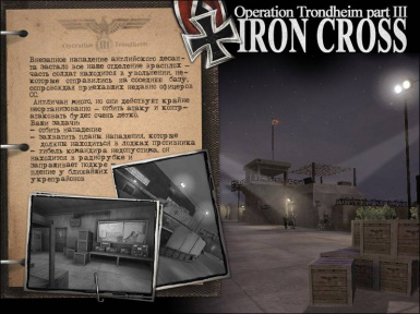 Operation Trondheim: Iron Cross (Part III)