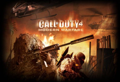 Call Of Duty 4 Modern Warfare Profile Level 55 Download