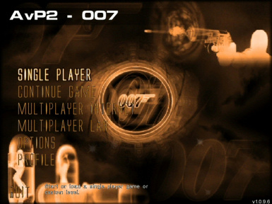 007 Sound Pack for AvP2