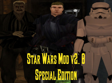 Version 2.0 of Star Wars Mod for AvP2.