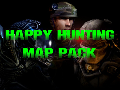 Happy Hunting Map Pack