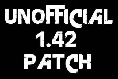 Unofficial 1.42 Patch (v1.2)