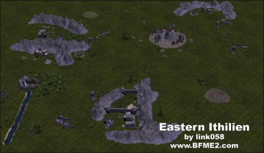 Eastern Ithilien