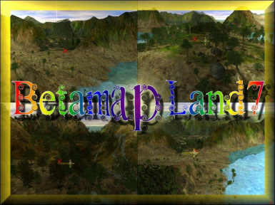 Beta Map Land 7