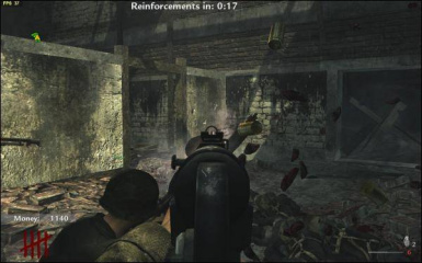 Cooperative Zombie Mod The Rising (1.0) at Call of Duty: World at ...