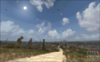 AtmosFear for S.T.A.L.K.E.R. - Call of Pripyat (1.2 -Complete)