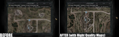 S.T.A.L.K.E.R. Call of Pripyat : Hight Quality Maps for v.1.6.02 (2.0)