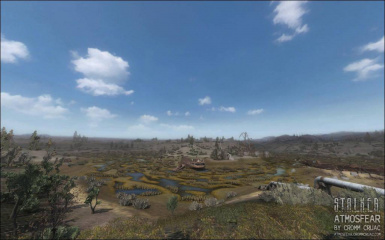 AtmosFear for S.T.A.L.K.E.R. - Call of Pripyat (1.3)