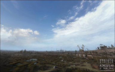 AtmosFear for Call of Pripyat  -High Resolution Texture Pack (1.3)