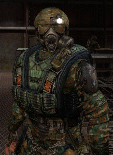 Player Freedom Armor Gasmask Edit (1.0)