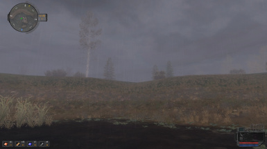Modified Very Foggy Weather for AtmosFear3