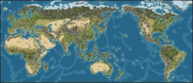 Civ 4 Earth Map.Gigant Earth Map 24 Civs 1 15 At Sid Meier S Civilization Iv