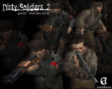 DoD: Source Dirty Soldiers Skins (v2)
