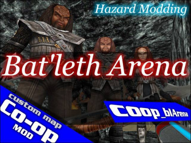 Co-op Bat'leth Arena (1.0)