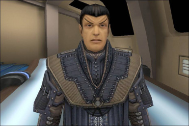 Romulan StaffHolder (Updated)
