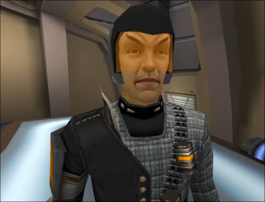 Romulan Rebel