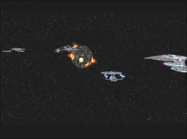 Federation Starships Mod