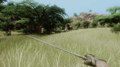 Graphics mod - Realistic ReShade -