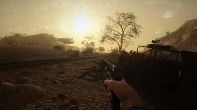 Far Cry 2 Next Gen ReShade Preset