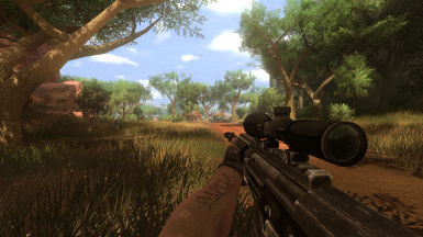 Far Cry 2 UnReelism ReShade