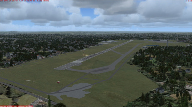 EGNT (Newcastle Airport)