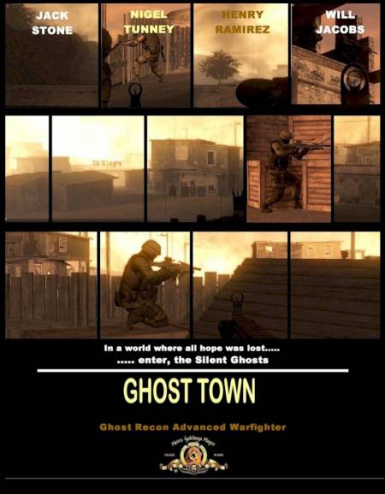 AW04 Ghost Town