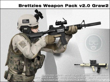 Brettzies Weapon Pack (2.05b)