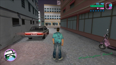 Grand Theft Auto Vice City FIXER PACK (STEAM)