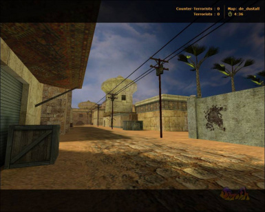 Counter-Strike DE Dustall (v1.0)
