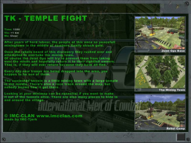 [IMC] Temple Fight