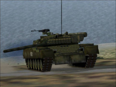 RHS: T80 Main Battle Tank Pack