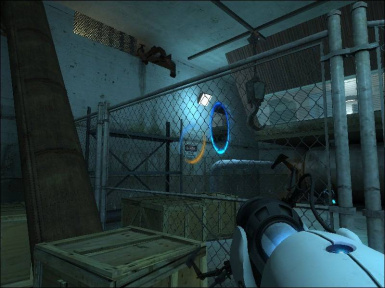 Portal: Maybe Black Mesa Map