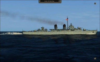 US Destroyer pack (V1.0)