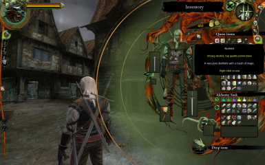 The Witcher Alchemy Mod